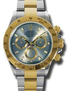 Yellow Gold Men's Watch