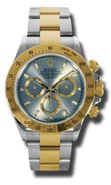 Yellow Gold Men's Watch