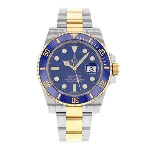Yellow Gold Watch