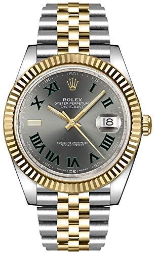 Rolex Datejust 41 Slate Dial