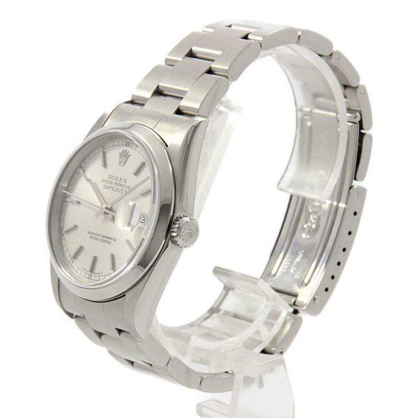 Authentic ROLEX 16200 Datejust Automatic #260-003-359-7577