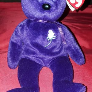 "RARE 1st Edition ""Princess Diana"" Beanie Baby (Collectable Item)"