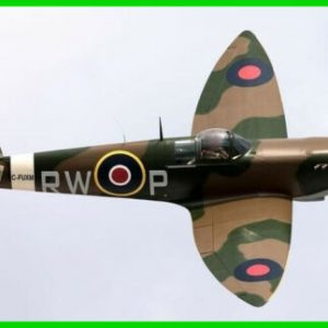 2014 Supermarine Spitfire MK26B