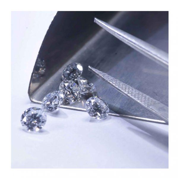 1.50 Carat Indian Natural D-VVS1 Color/Clarity GIA/IGI Certified Diamond